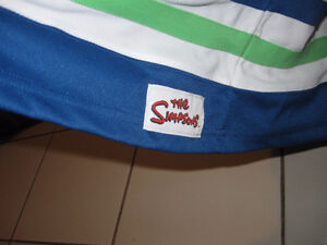 The Simpsons Hockey Jersey- Never worn Windsor Region Ontario image 4