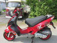 kymco sport scooter