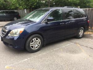 2007 Honda Odyssey ex $3500