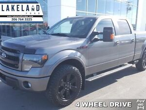 2013 Ford F-150 FX4  - Bluetooth -  SiriusXM - $300.66 B/W