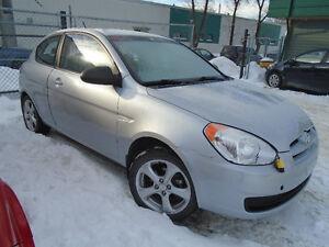 $4,995.00!   2009 Hyundai Accent GL  2 dr.