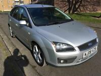 Ford Focus 1.8TDCi ( 115ps ) 2007.5MY Zetec Climate