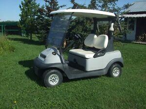Golf car, golf cart, Club Car electric golf car