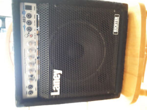 Price drop . Laney 30 watt bass amp.