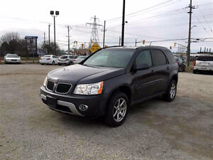 2007 PONTIAC TORRENT ★ LEATHER ★ HEATED SEATS ★ POWER ROOF