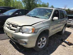 2005 Mazda Tribute ** FOR PARTS ** INSIDE & OUTSIDE **