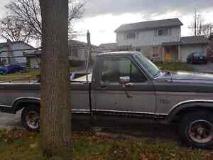 1986 ford F150 for sale London Ontario image 1