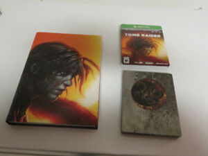 Shadow of the Tomb Raider Edition Steelbook (Xbox One)