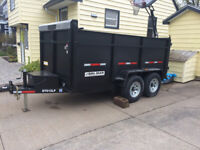 Family Owned Junk & Garbage Removal/ Trailer Rental Service
