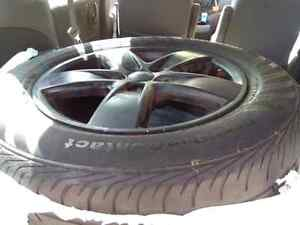 4 x 15 inch rims for 100$ Size 5 x 100