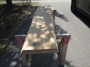 3 Inch Thick Butternut Boards