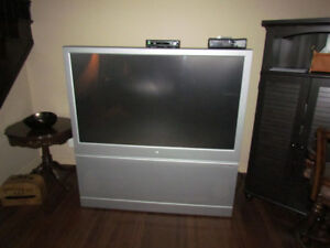 """Wow! 60"""" Philips HDtv with Dolby Surround Sound"""