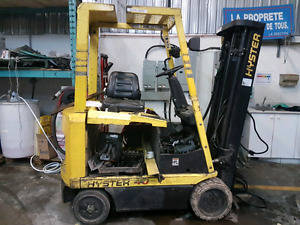Hyster 40  lift