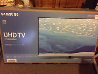 "Samsung 49"" 4K UHD TV (NEW WITH BOX)*read description*"