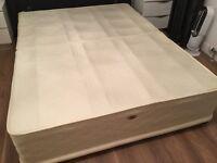 King size (5') 4 drawer divan base by Sealy