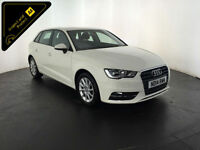 2014 AUDI A3 SPORT TDI 5 DOOR HATCHBACK 1 OWNER AUDI SERVICE HISTORY FINANCE PX