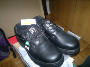 Oil and Acid Resistant Safety Shoe