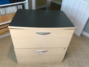 Double File Cabinet