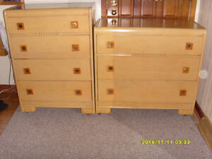 DRESSER and CHEST - $250