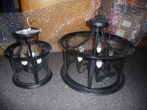 Black Barrel Light Fixtures
