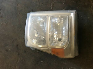 Super duty F350 headlight