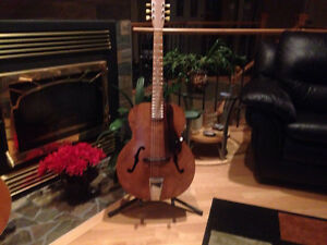 Looking for archtop guitars any condition will pay cash