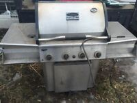 Stainless steel barbecue for only $70