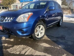 2011 Nissan Rogue AWD 4dr reverse camera, 4x4 new tires