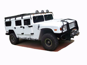 2006 UBILT HUMMER H1 4X4 WAGON Cash/ trade/ lease to own terms.