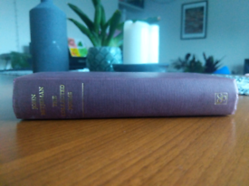 Rare Vintage 1977 Betjeman Collected Poems Book