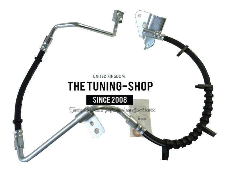 New Hydraulic Brake Hose - Front Left 2203277 Jeep Grand Cherokee 1999-2004
