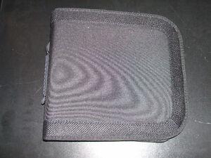 DVD/CD holder case for 128 discs