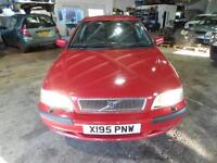 Volvo V40 1.6 2000MY XS REPAIR OR SPARES