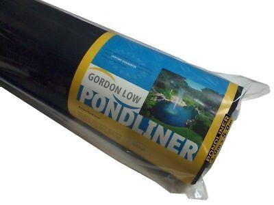 Pvc Pond Liner 13' 1'' X 26' 2'', 20 MIL Liner, 15 Yr Guarantee - 20 Mil Pond Liner