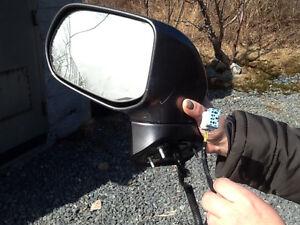 2008 Honda civic power heated mirror