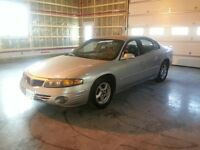 2001 Pontiac Bonneville Sedan
