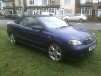 Vauxhall/Opel Astra Convertible 1.8i 16v 2006MY