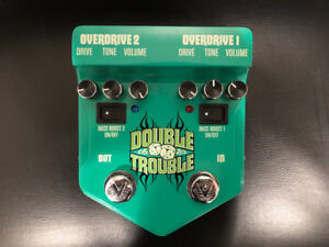 Visual Sound Double Trouble Tube Screamer Overdrive