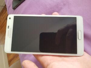 Samsung Note 4 white neverlocked
