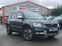 2016 Skoda Yeti 1.4 TSI Laurin & Klement Outdoor 4x4 5dr