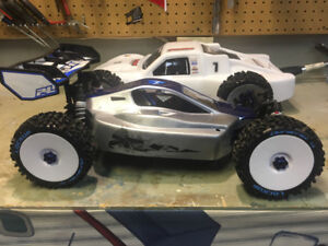 Slash 4x4/buggy Traxxas