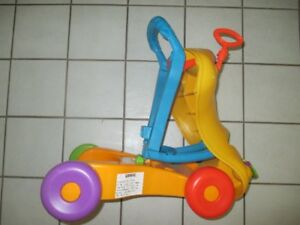 Playskool Step Start Walk'n Ride