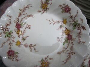 """BLOW OUT SALE - 12 PLACE setting of Myott """"HERITAGE"""" china"""