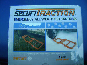 EMERGENCY ALL WEATHER TRACTION(BNIB)