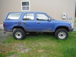 For Sale: 1992 Toyota 4Runner