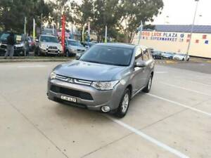 2012 Mitsubishi Outlander  Automatic SUV 151,000 km 4 Cylinder SUV Mount Druitt Blacktown Area Preview