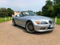 1997 BMW Z3 1.9 M SPORT BODY KIT FULL BLACK LEATHER