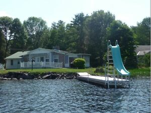 CALABOGIE LAKE WATERFRONT HOUSE/COTTAGE FOR SALE