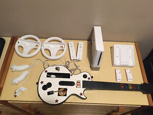 Nintendo Wii full equipped