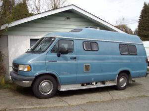1994  Country Classic camper van